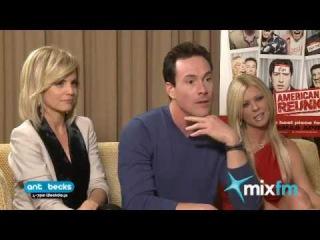 American Pie Reunion, Tara Reid, Mena Suvari, Chris Klein   MixFM