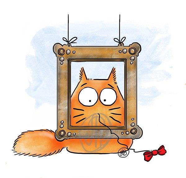 Рыжий кот, детская фото-мастерская