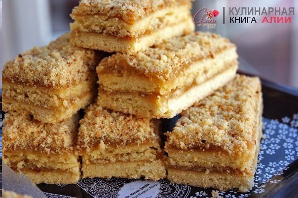 Песочное пирожное, вкус как в детстве Eb8U7v_n5Hw