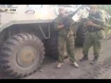 Ополченцы показали трофеи, захваченные под Марьинкой  Размер 2.14 Mб Код для вставки в блог     Ополчение ДНР в результате ожес