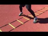 ЛЕСЕНКА. Для всех кто тренируется с лесенкой или планирует начать, отличная подборка упражнений!