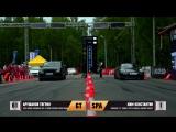 Jeep SRT8 Turbo vs Porsche 911 Turbo S|Unlim 500+,заезд,drag racing,тачка,машина,автомобиль,спорткар,суперкар