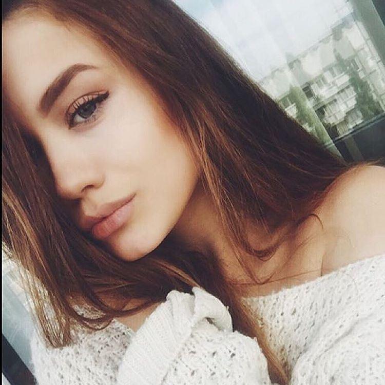 красивое девушки фото