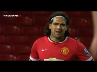 Radamel Falcao vs Tottenham 10/03/2015 [HD]