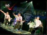 Программа Fresh. Ведущие Jam Style &amp Da Boogie (ТВ6 Москва) 2000-2001.