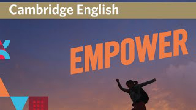 Cambridge English Empower - How does it work