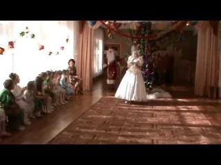 Новогодний утренник 2015, детский сад №136, г. Мариуполь