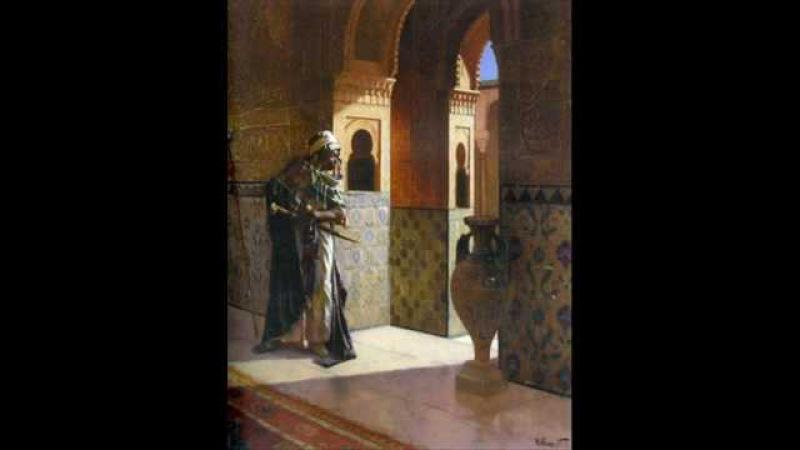 Spanish arabic fusion music oud vs guitar
