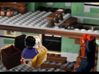 Lego Original hulk kid gets mad from mama joke