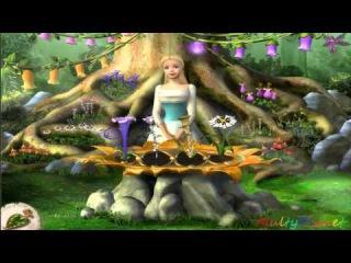 Барби на русском лебединое озеро  Мелодии леса / Barbie Swan Lake Forest Melodies