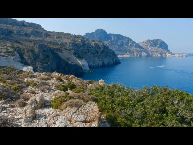 Родос Греция Rodos Island Greece Full HD