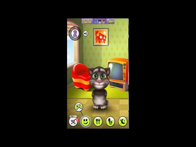 My Talking Tom The End