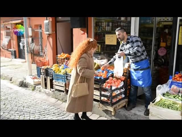 Fatih Harbiye Kamera Arkası Görüntüleri