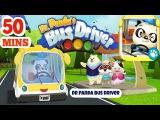 Dr Panda Bus Driver | Educational iPad app for Kids | Dr.Panda | Over 50 Minutes Full Game Play