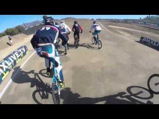 UCI BMX Supercross 2014 Chula Vista: Carlos Ramirez