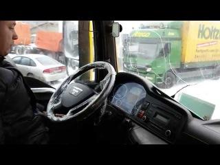 Видео-обзор: седельный тягач MAN TGX. 440 (от «Трак-Платформа»)