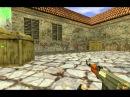 прострелы на карте de_inferno cs 1.6 первая часть!