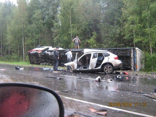Фото № 6291 Про город г кирово чепецк автокатастрофы на бмв