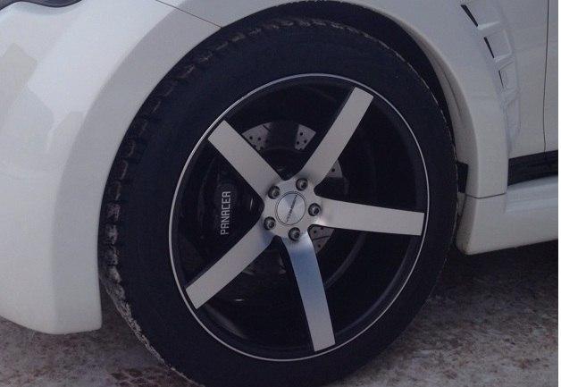 Любашевка шины