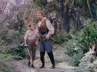 Захватчики семи морей / Raiders of the Seven Seas (1953) (приключения)