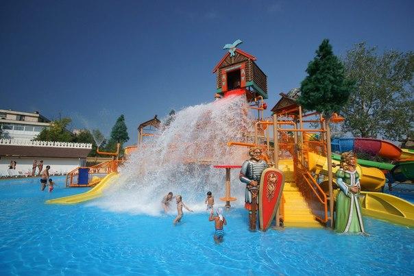 Наверное, нет курортного города, где предусмотрено столько развлечений для детей, как в евпатории.