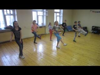 Школа танцев Светофор 2013