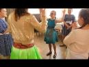Танец с носом))