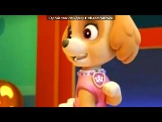 «щенячий потруль» под музыку •Гонщик и Скай• - ♪Happy End♪. Picrolla