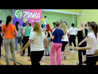MK Zumba - ZES Виктор Аверюшкин - Вологда 2015