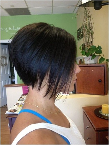 Very short bob haircuts