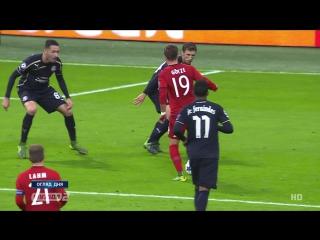 156 CL-2015/2016 Bayern München - Dinamo Zagreb 5:0 (29.09.2015) HL