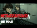 Metal Gear Solid 4 The Movie HD Full Story