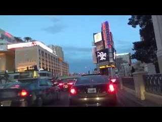 #533 США Невада Лас Вегас Город - сказка Отель Нью Йорк - Нью Йорк