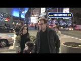 Billy Bob Thornton Enjoys Family Time at Disney on Ice