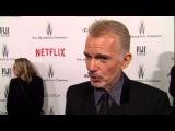 The Golden Globes 2015:  Billy Bob Thornton Weinstein Afterparty Interview