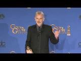 Billy Bob Thornton: Golden Globe Awards Backstage Interview (2015)