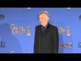 Billy Bob Thornton Golden Globes 2015 Press Room Interview
