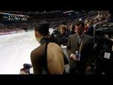 Kim Yuna Danse Macabre NBC World Championships 2009