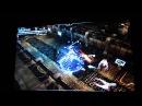 EXEQ AIM Pro (JXD s7800b) при подключении к ТВ, игра: Implosion - Never Lose Hope