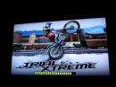 EXEQ AIM Pro (JXD s7800b) при подключении к ТВ, игра: Trial Xtreme 4