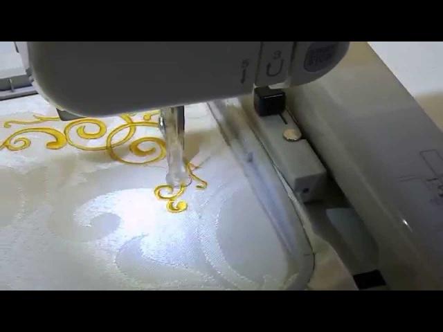Компьютерная (машинная) вышивка - вензель угловой машиннаявышивка на заказ нашивки вышивканаодежде вышивканаготовых изделиях