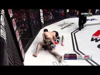 WSOF 19: Timur Valiev vs Ed West