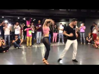 Sensual Bachata Workshop with Daniel and Desiré