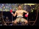 Принц Насим Хамед  Лучший шоумен в Боксе