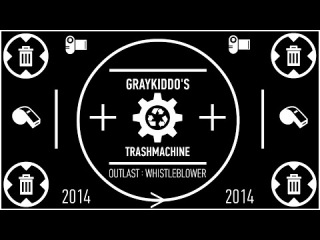 GrayKiddo's Trash-Machine Обозревает Outlast: Whistleblower (2014)