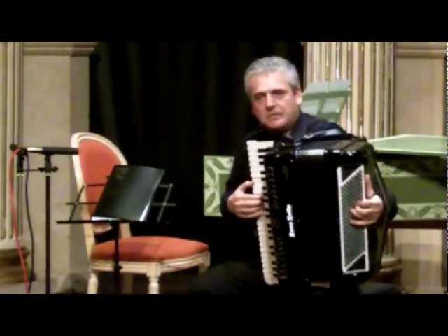 A. Piazzolla I. Battiston Libertango for accordion