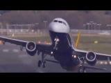 Самые Опасные Посадки и Взлеты Самолетов Топ 10.  The most dangerous landing and takeoff Top 10