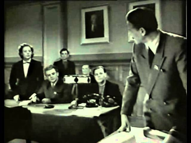 Об этом забывать нельзя (1954) Полная версия