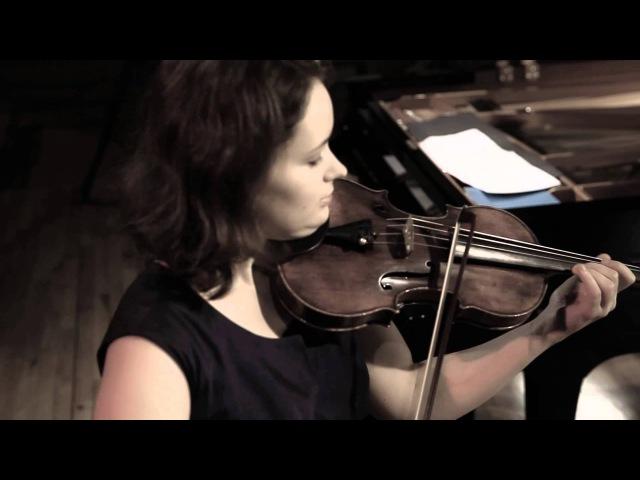 Schubert Sonata in A Minor D385 - Patricia Kopatchinskaja Fazıl Say