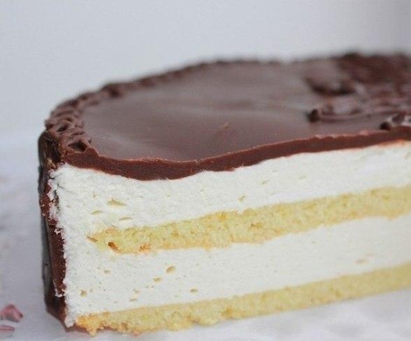 Торт птичье молоко рецепт с фотографиями
